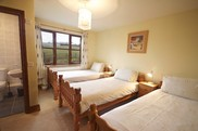 Chestnut En-Suite Triple Room