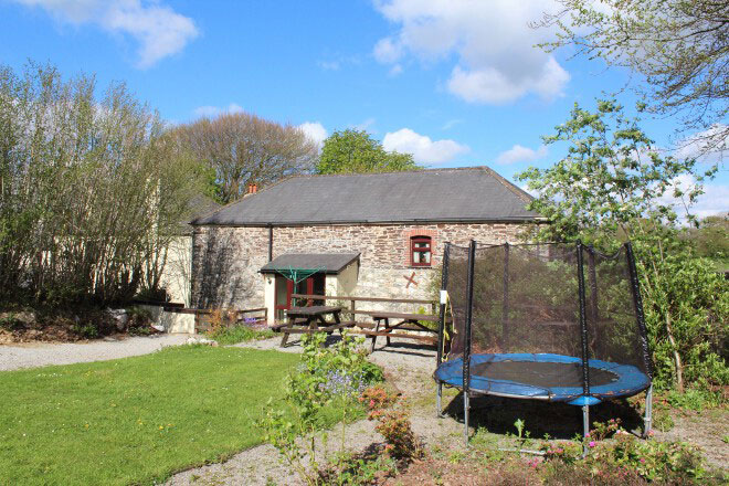 Fennel Sleeps 7 Devon